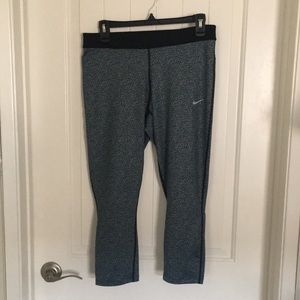 Nike dri-fit athletic leggings